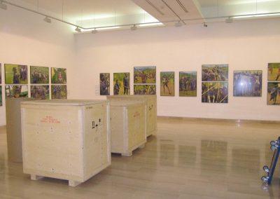 Exposiciones y obras de arte en Sevilla