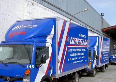 Almacenamiento y distribución en Sevilla