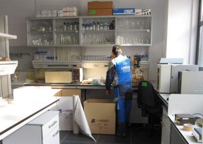 Mudanzas de oficinas y despachos en Sevilla