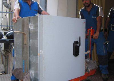 mudandas de oficinas en Sevilla