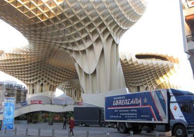 Presupuestos para tus mudanzas en Sevilla