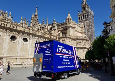 Si optas por mudanzas en Sevilla, acude a los mejores