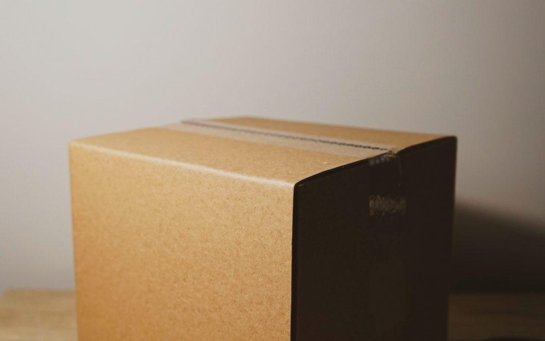 Tipos de cajas para tus mudanzas en Sevilla
